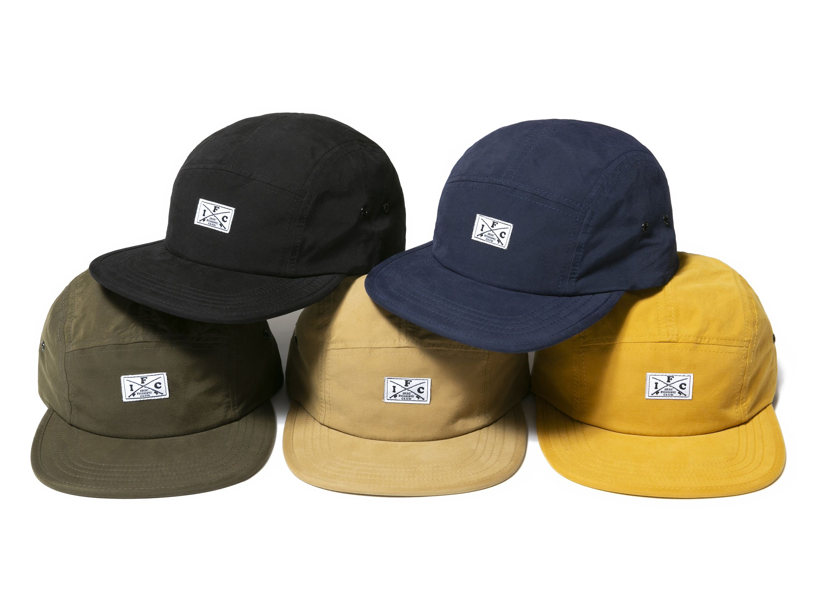 【新色追加】CROSS ROD JET CAP -IRIE FISHING CLUB-