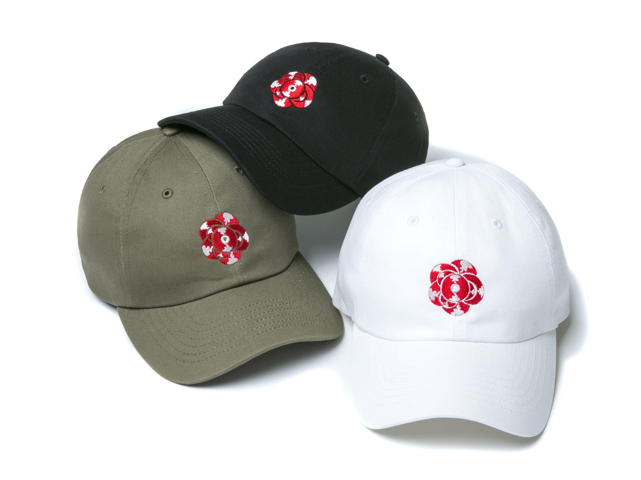 VINYL ROSE CAP -IRIEby irielife-