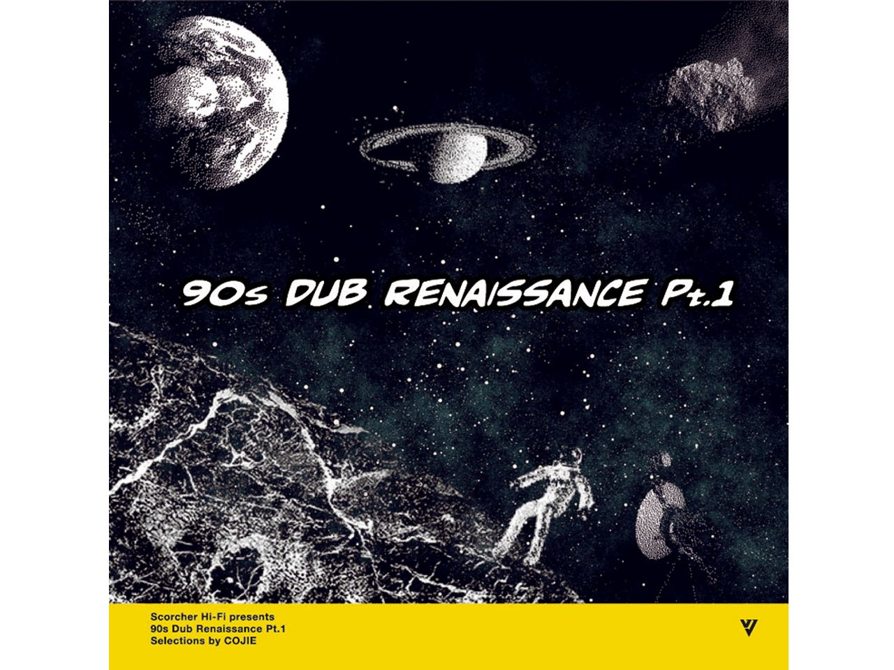 90s DUB RENAISSANCE Pt.1 - COJIE from MIGHTY CROWN