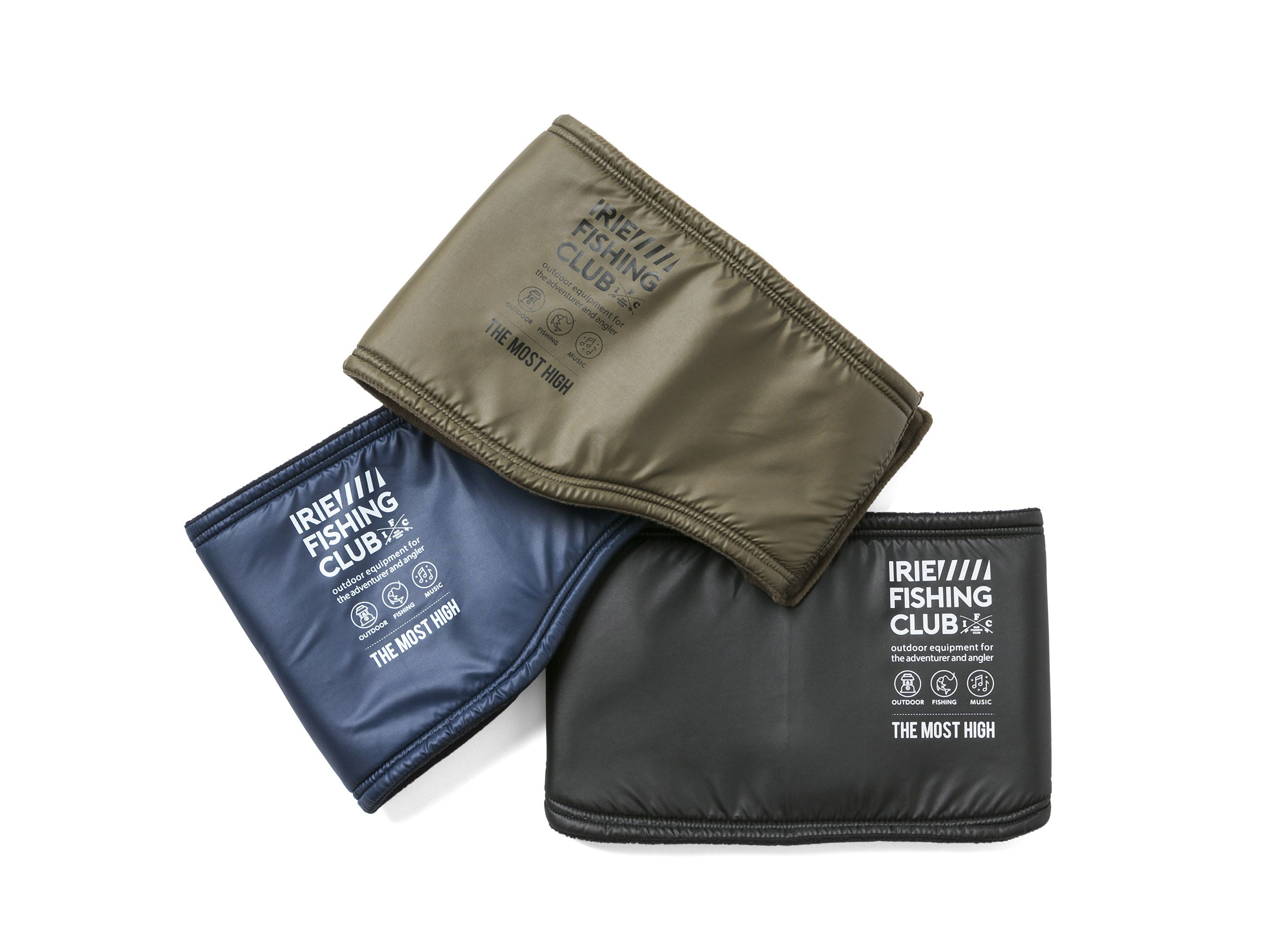 【再入荷】I.F.C. NECK WARMER -IRIE FISHING CLUB-