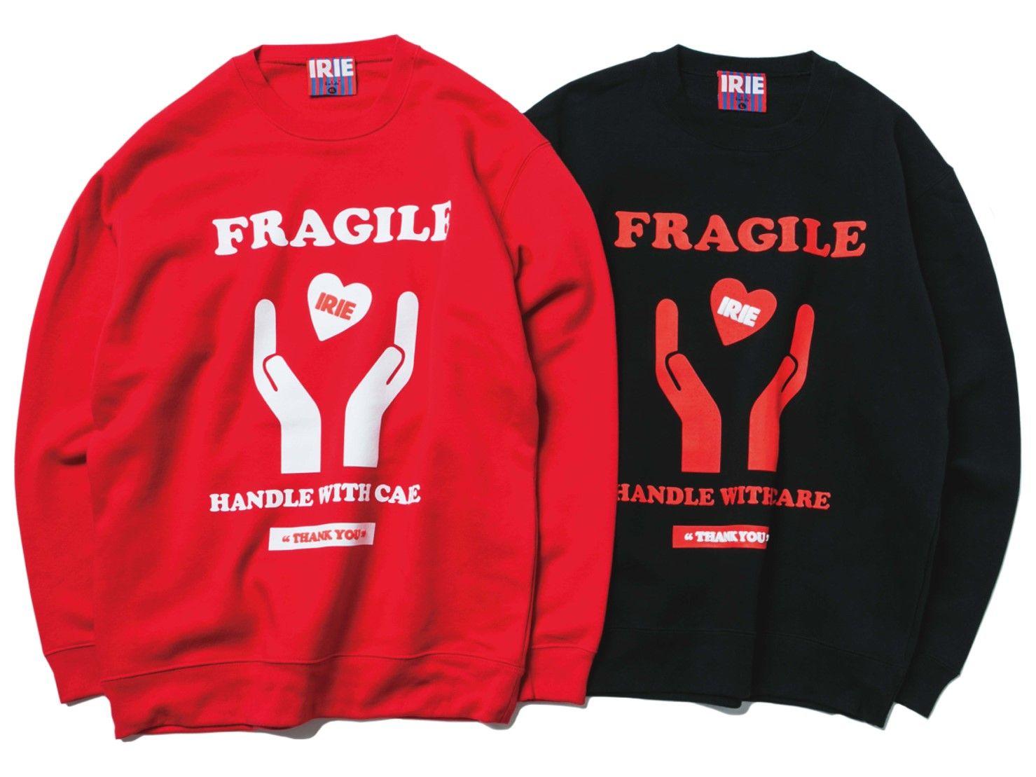 IRIE FRAGILE CREW -IRIEby irielife-