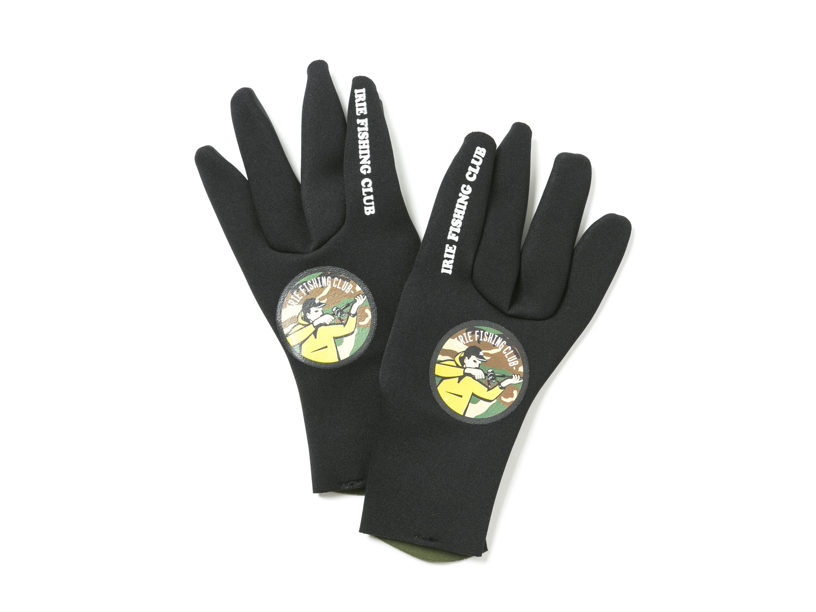 SNIPER BOY NEO PLANE GLOVES -IRIE FISHING CLUB-