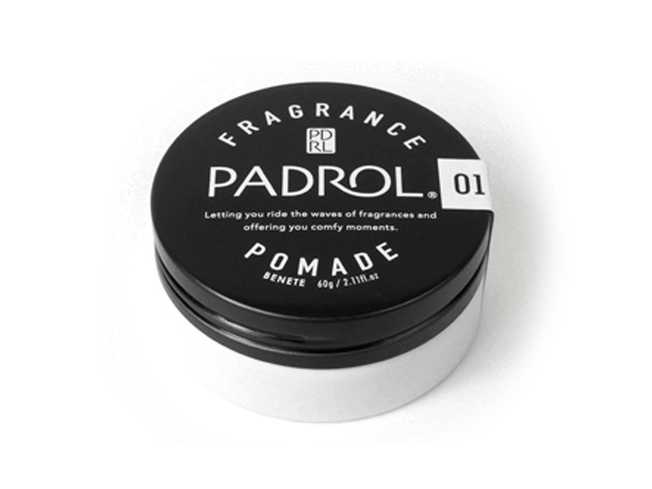 【再入荷】 PADROL Fragrance Pomade