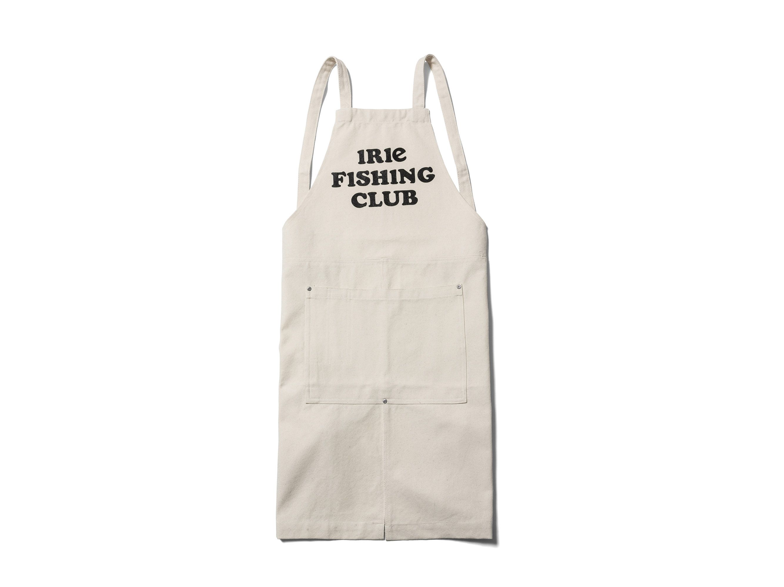 I.F.C APRON -IRIE FISHING CLUB-