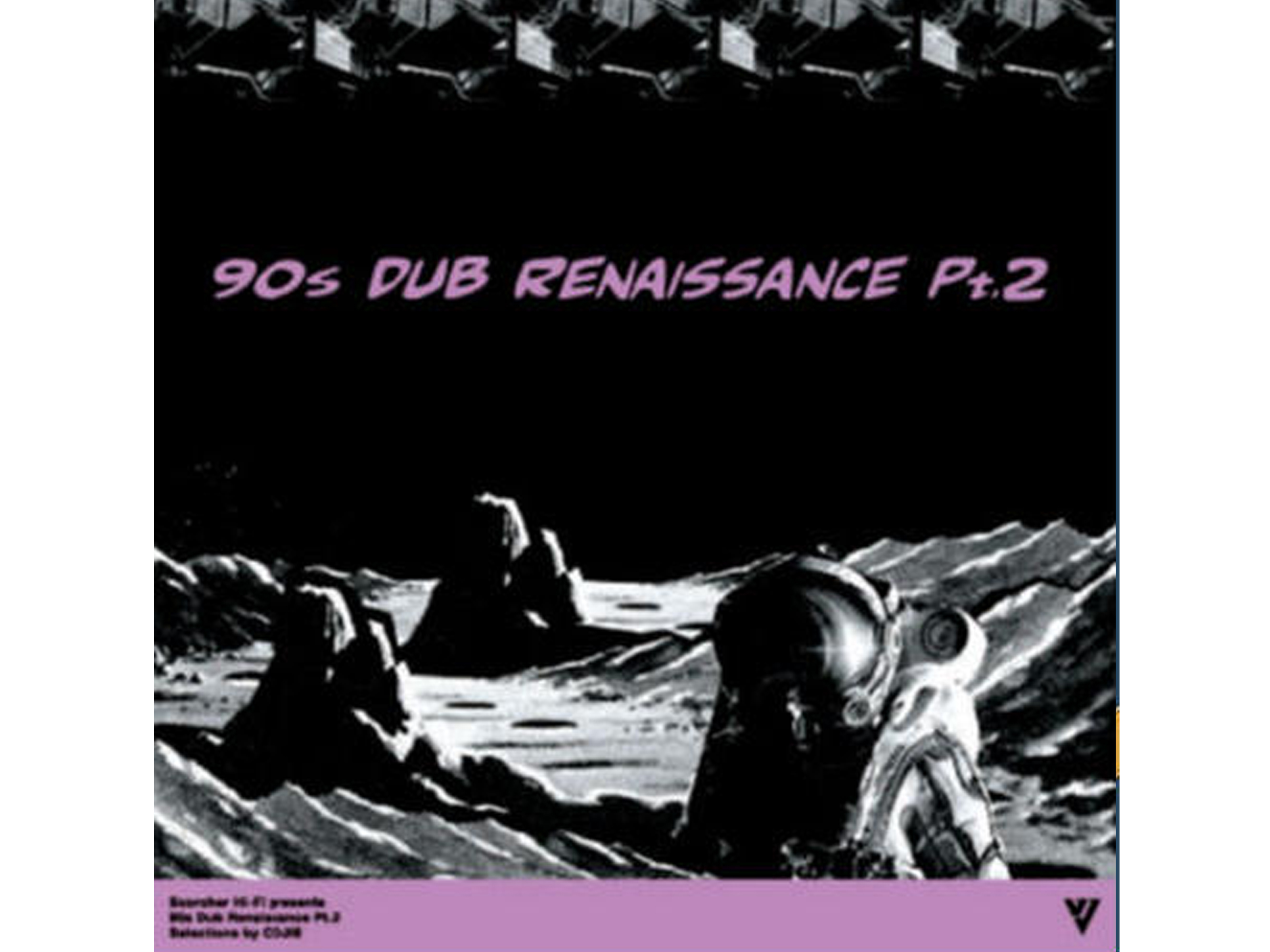 90s DUB RENAISSANCE Pt.2 -MIGHTY CROWN- Selected by COJIE