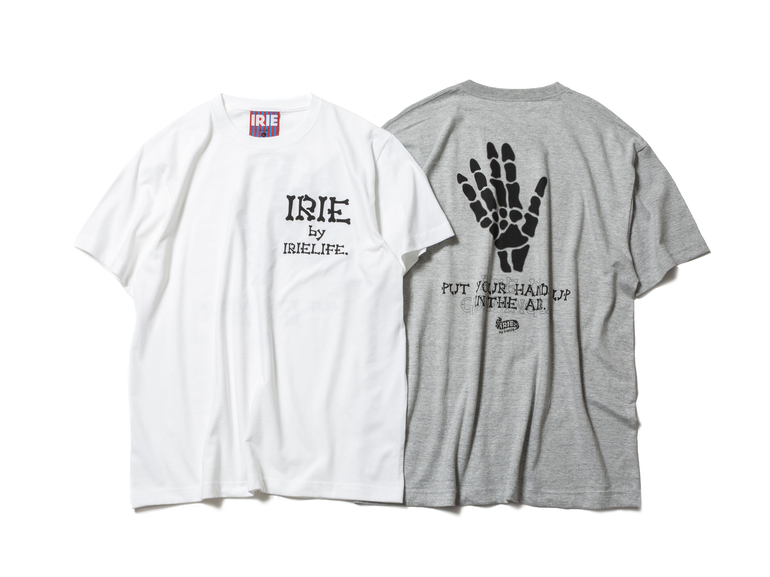 IRIE BONE TEE -IRIE by irielife-