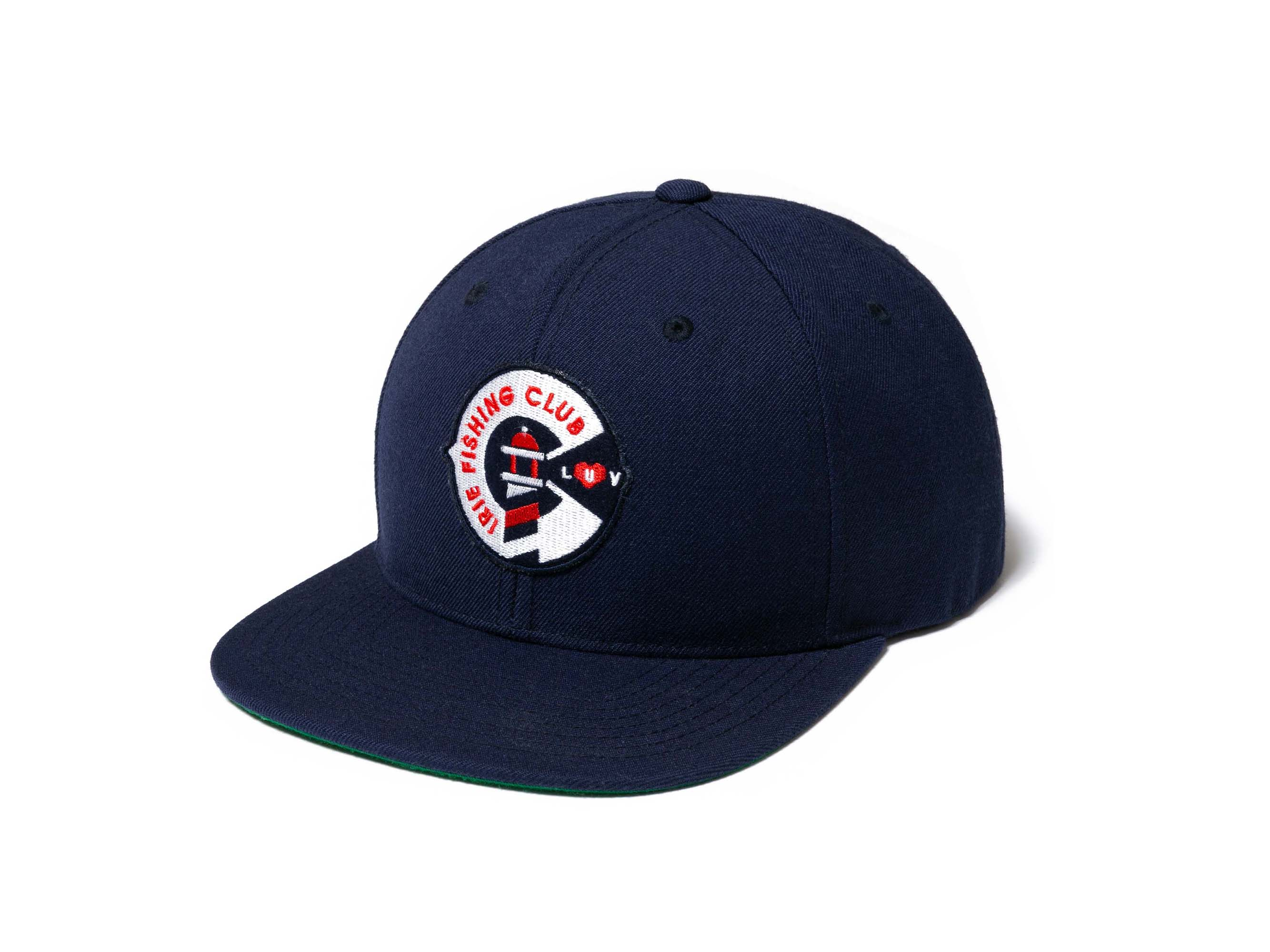 C-LUV SNAP BACK B.B CAP - IRIE FISHING CLUB