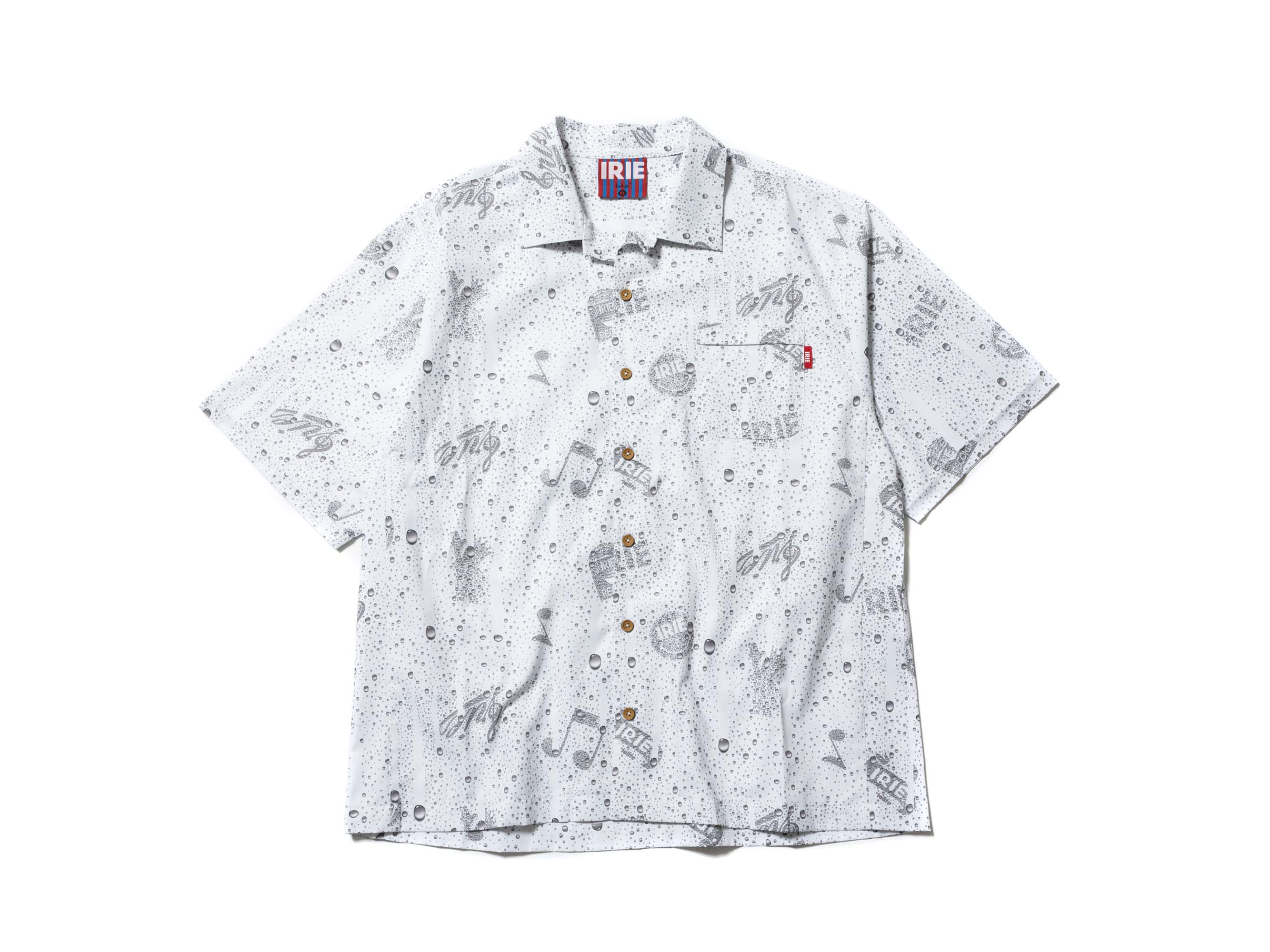 【20% OFF】IRIE SPLASH S/S SHIRT - IRIE by irielife