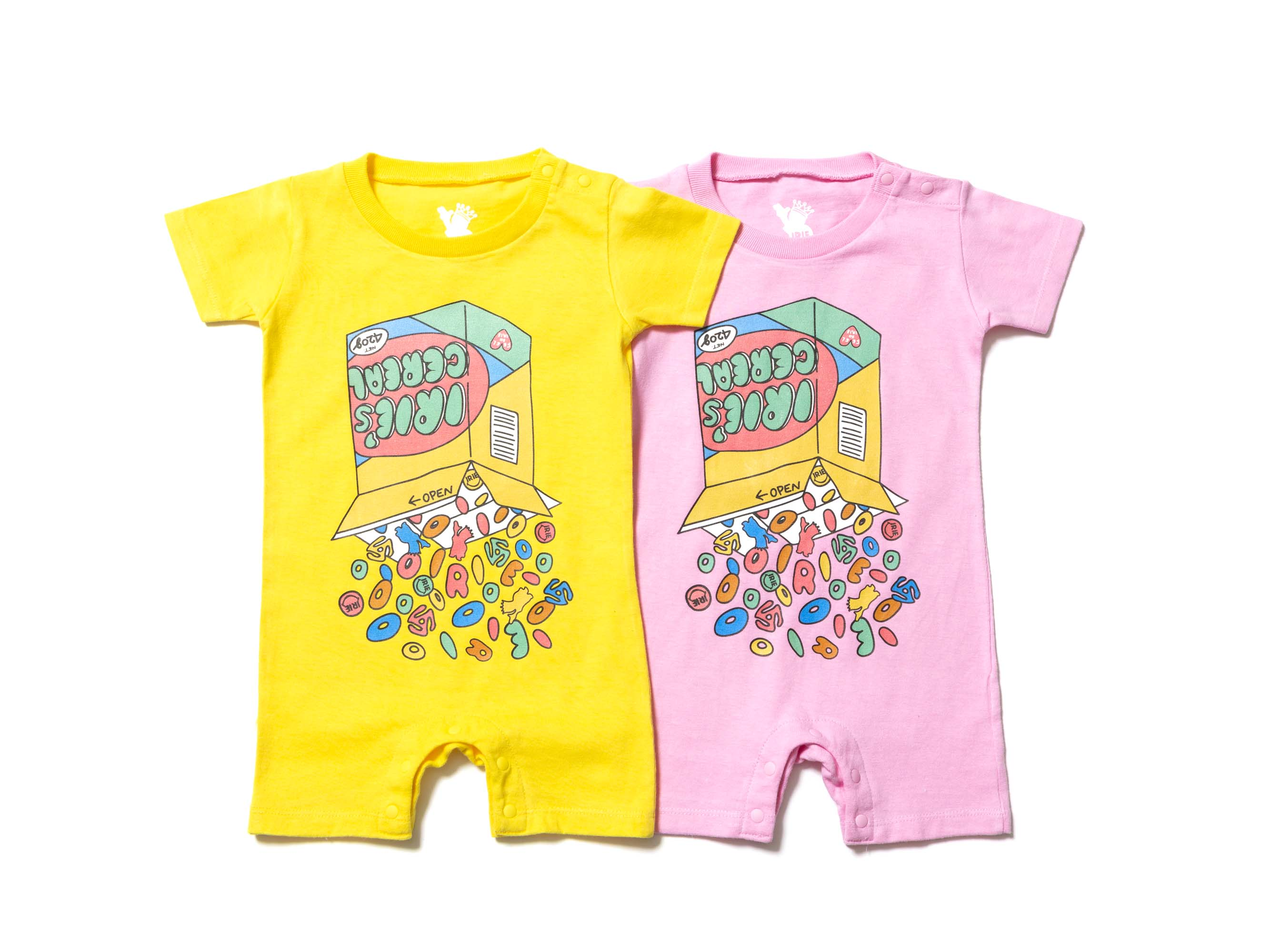 IRIE`S CEREAL ROMPERS - IRIE KIDS