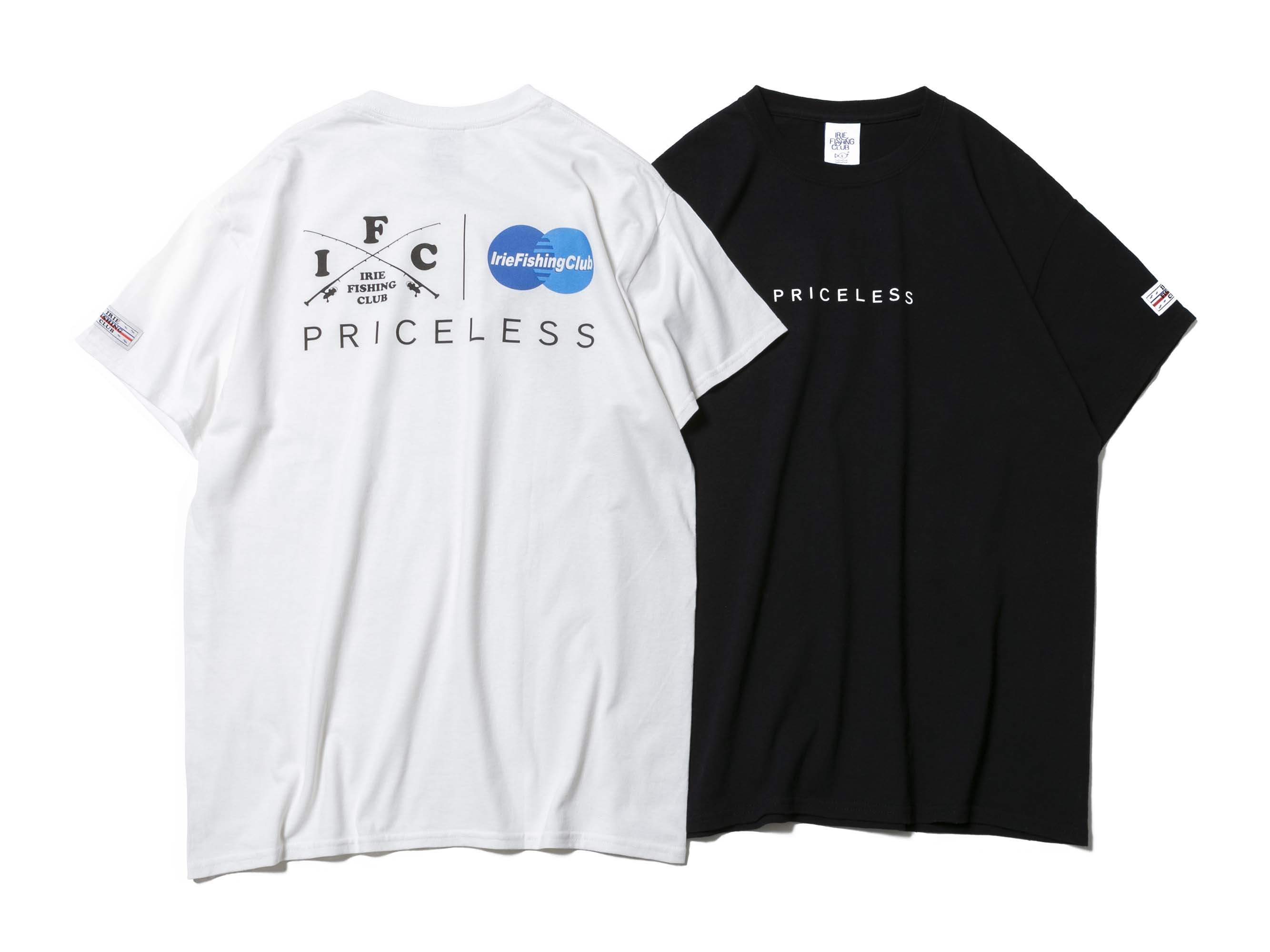 PRICELESS TEE - IRIE FISHING CLUB