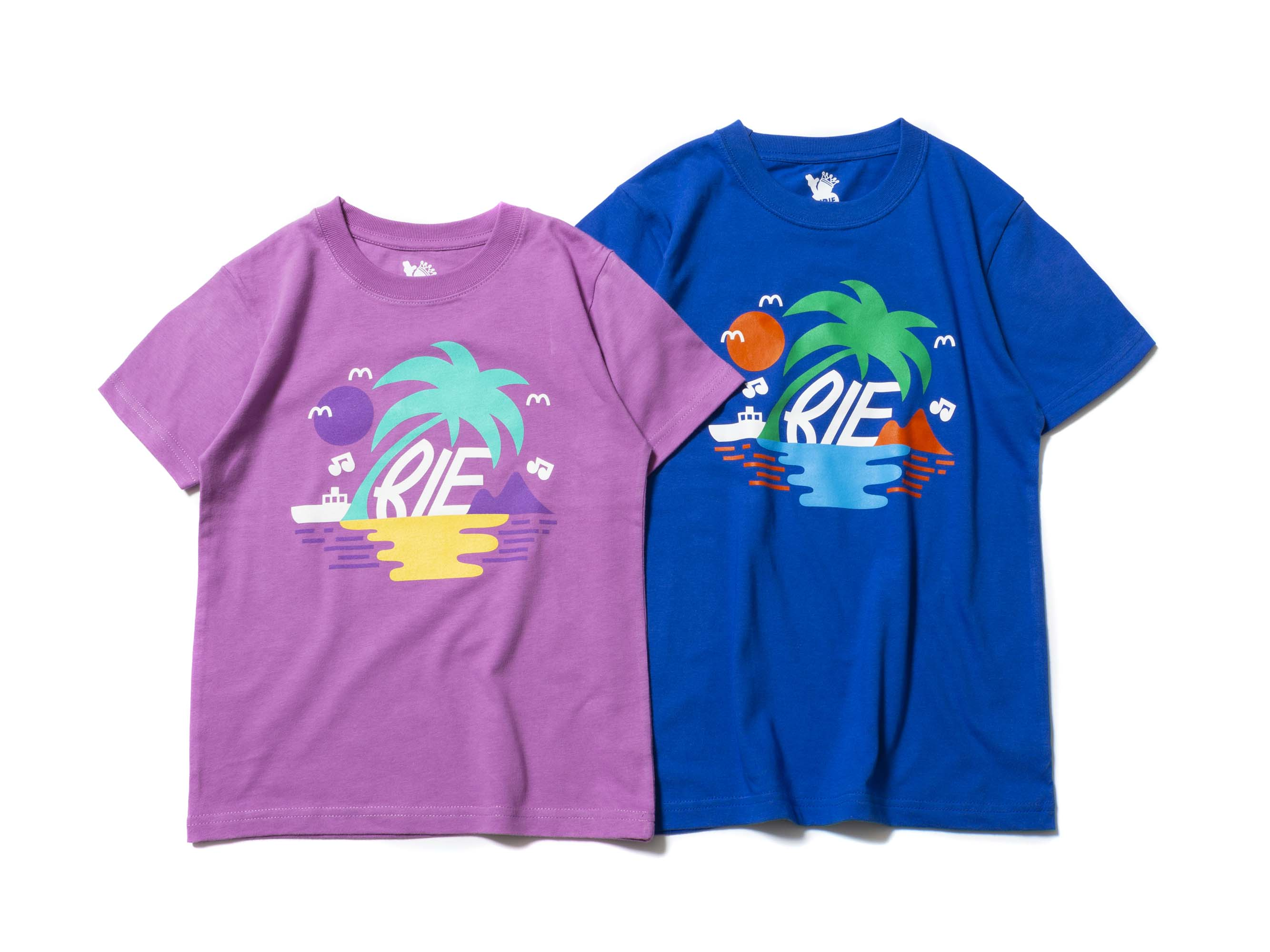 【30% OFF】THE ISLAND KIDS TEE - IRIE KIDS