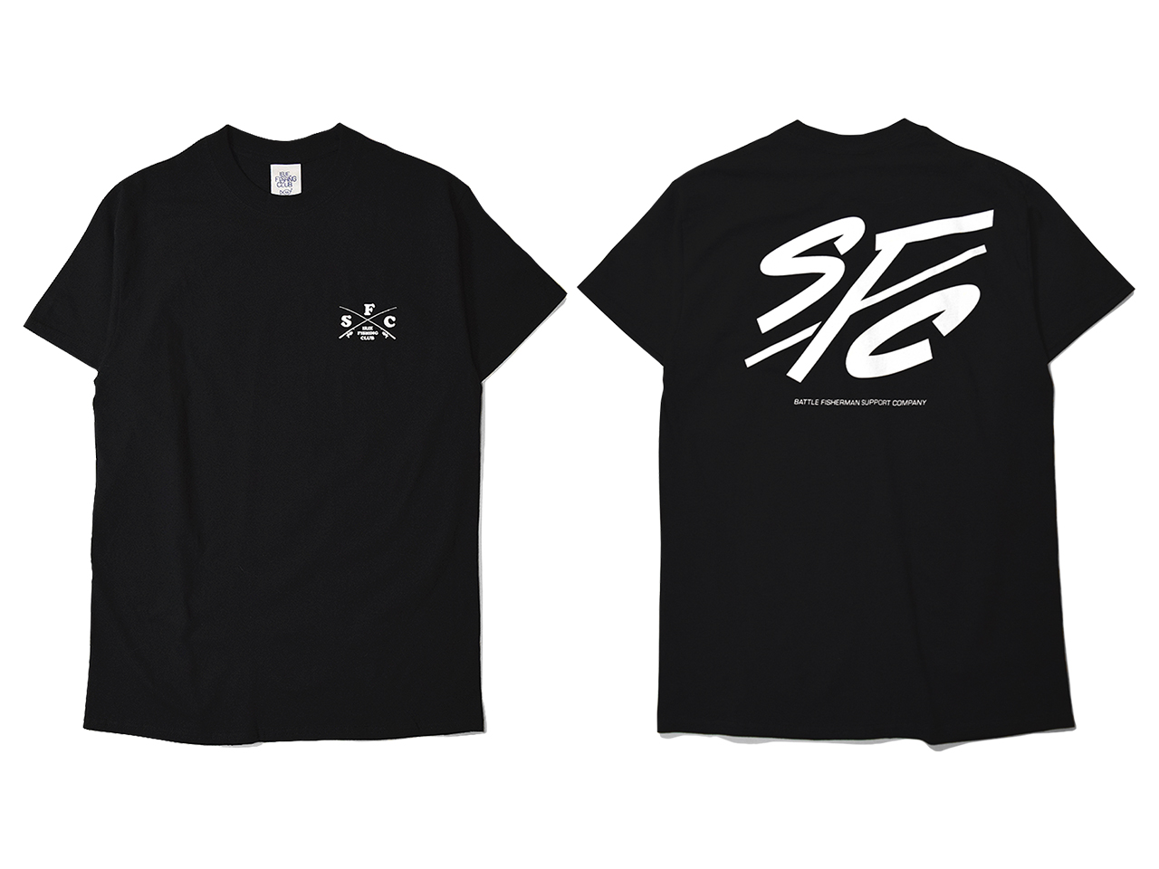 SFC LOGO TEE - IRIE FISHING CLUB