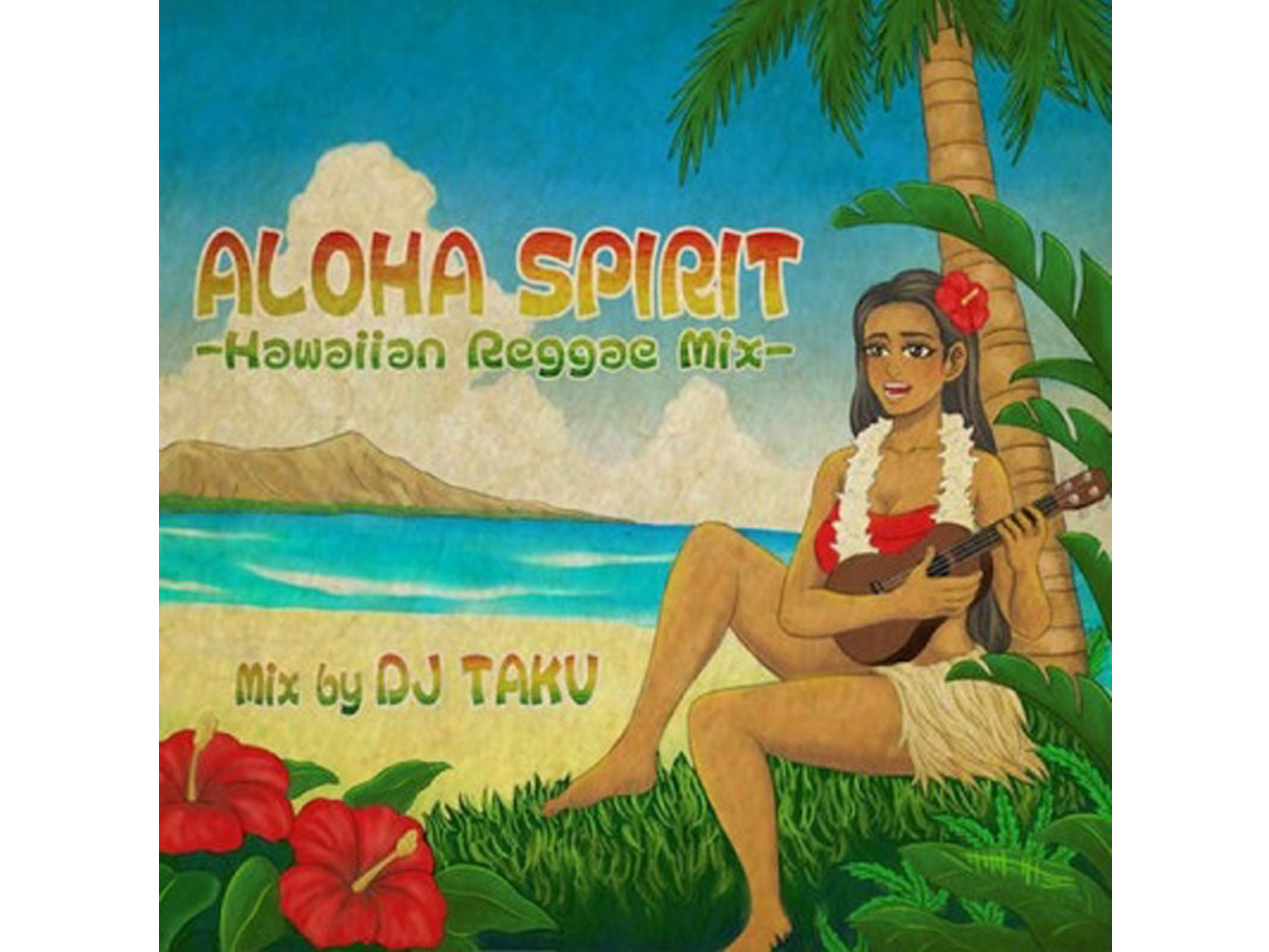 ALOHA SPRIT hawaiian reggae mix- DJ TAKU FROM EMPEROR