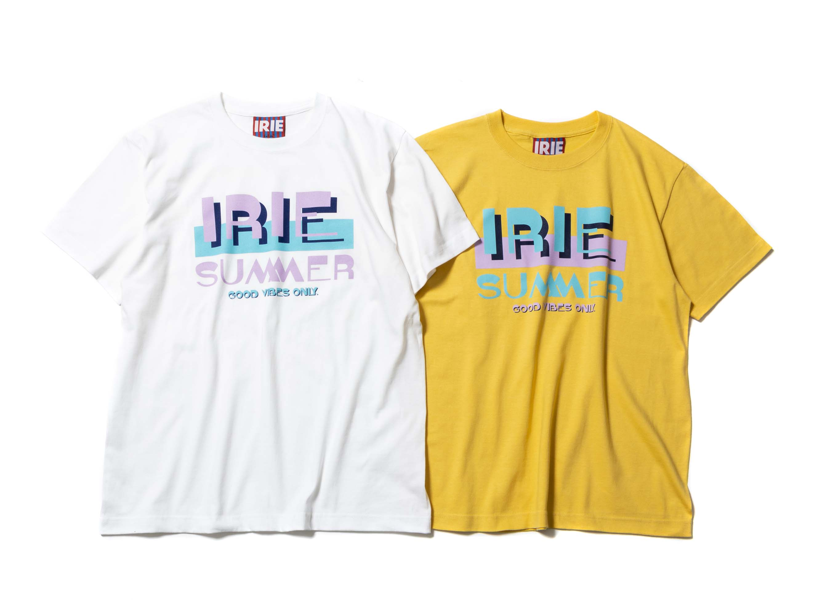 【30% OFF】IRIE SUMMER TEE - IRIE by irielife