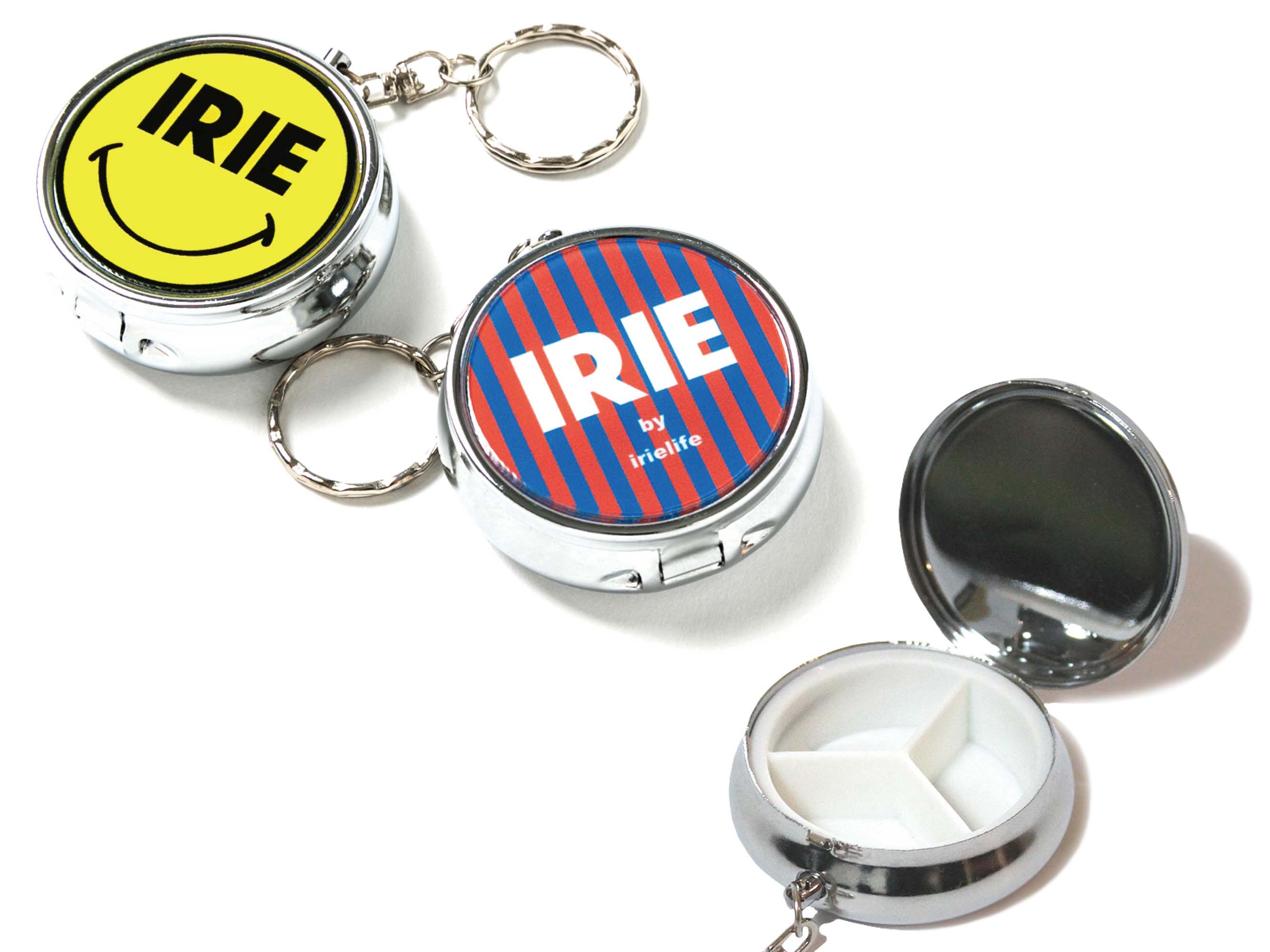 IRIE PILL CASE KEYHOLDER - IRIE by Irielife