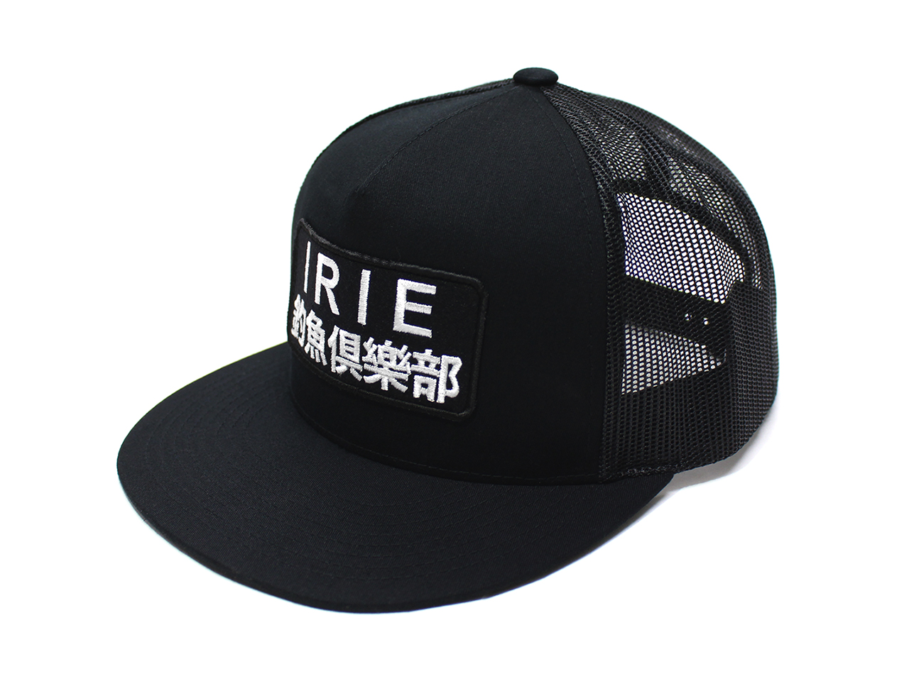 IRIE 釣魚倶楽部 MESH CAP - IRIE FISHING CLUB