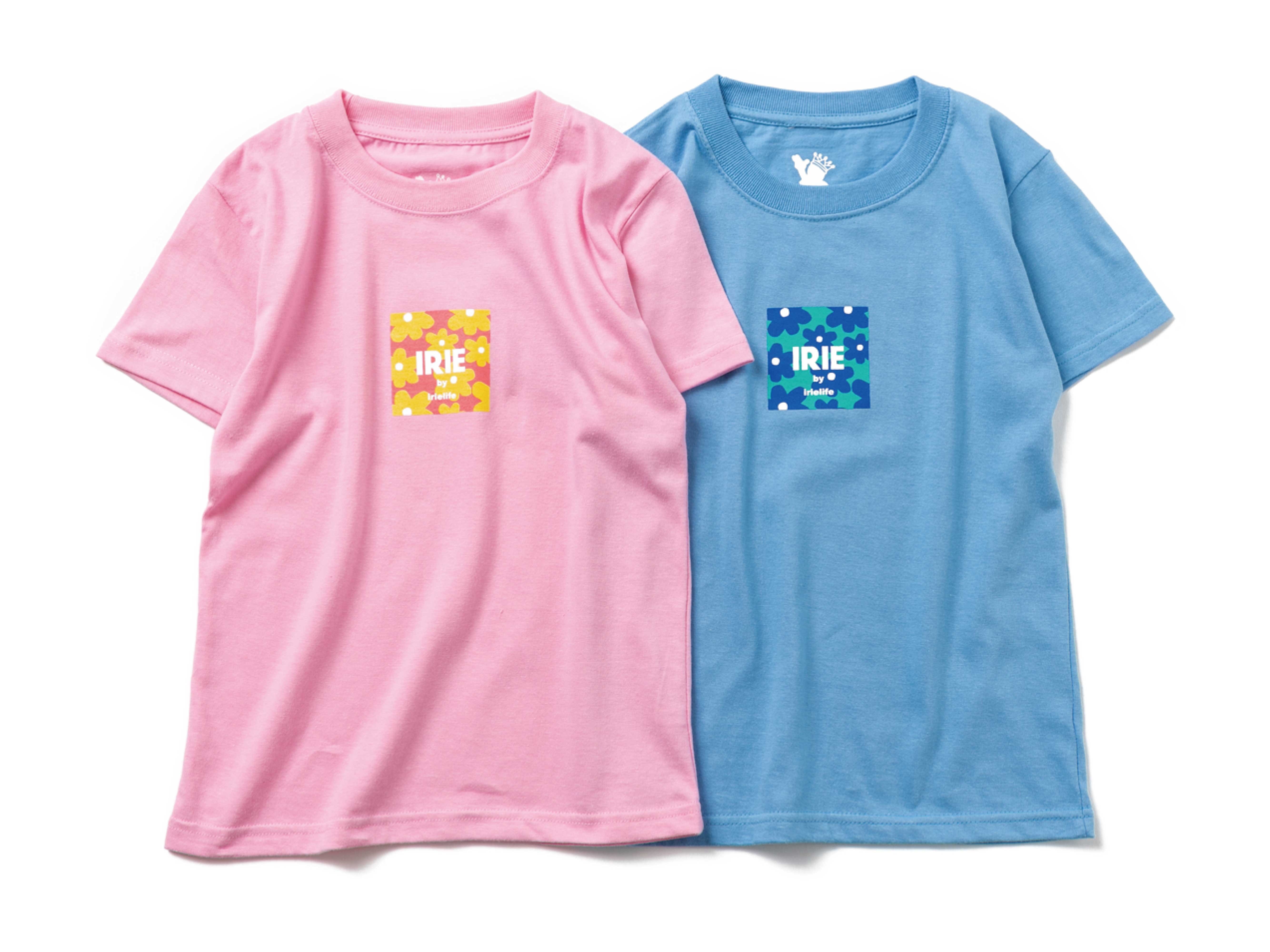 【20% OFF】IRIE FLOWER KIDS TEE - IRIE KIDS