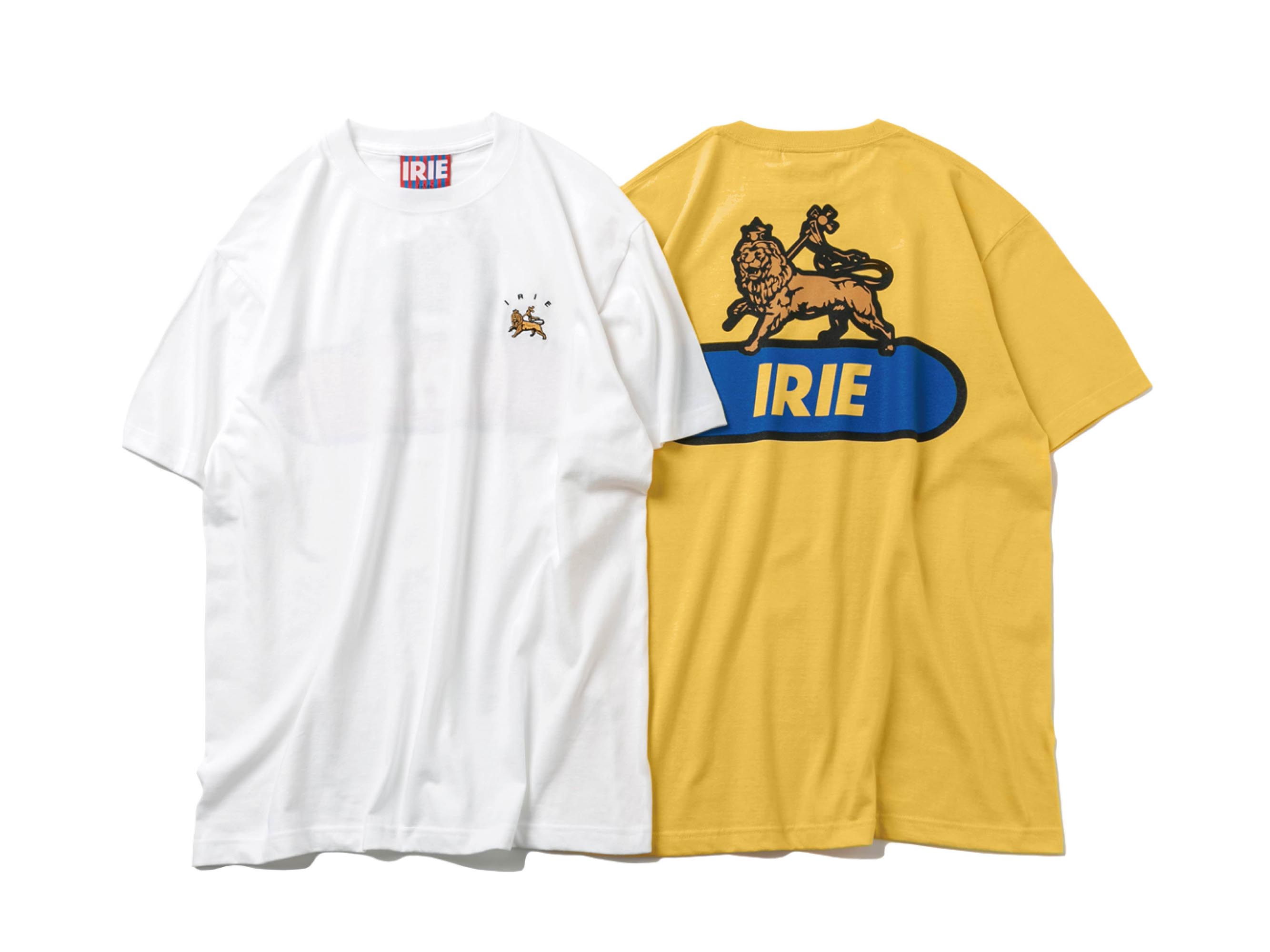 IRIE LION TEE - IRIE by irielife