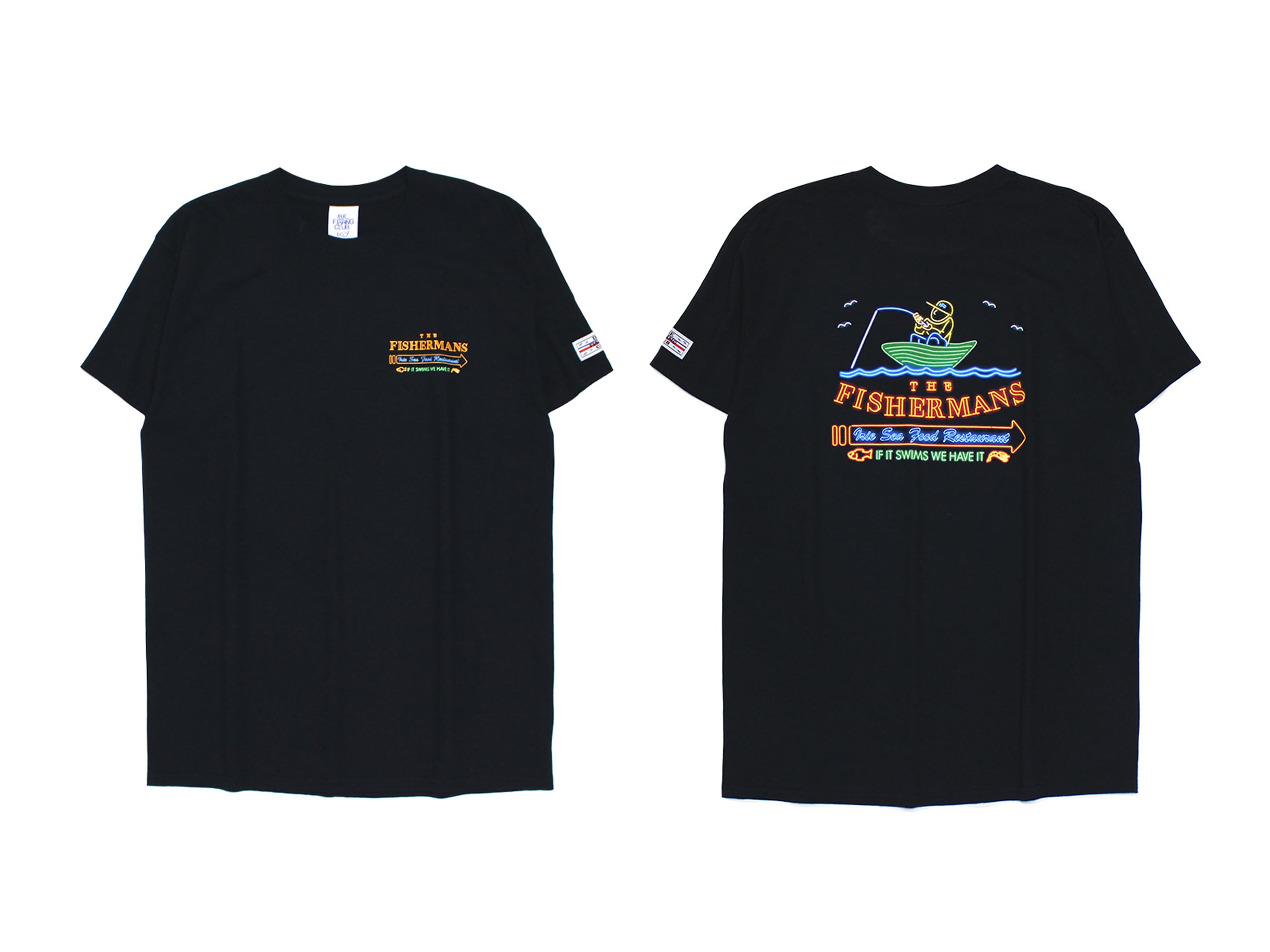 THE FISHERMAN CLUB TEE - IRIE FISHING CLUB