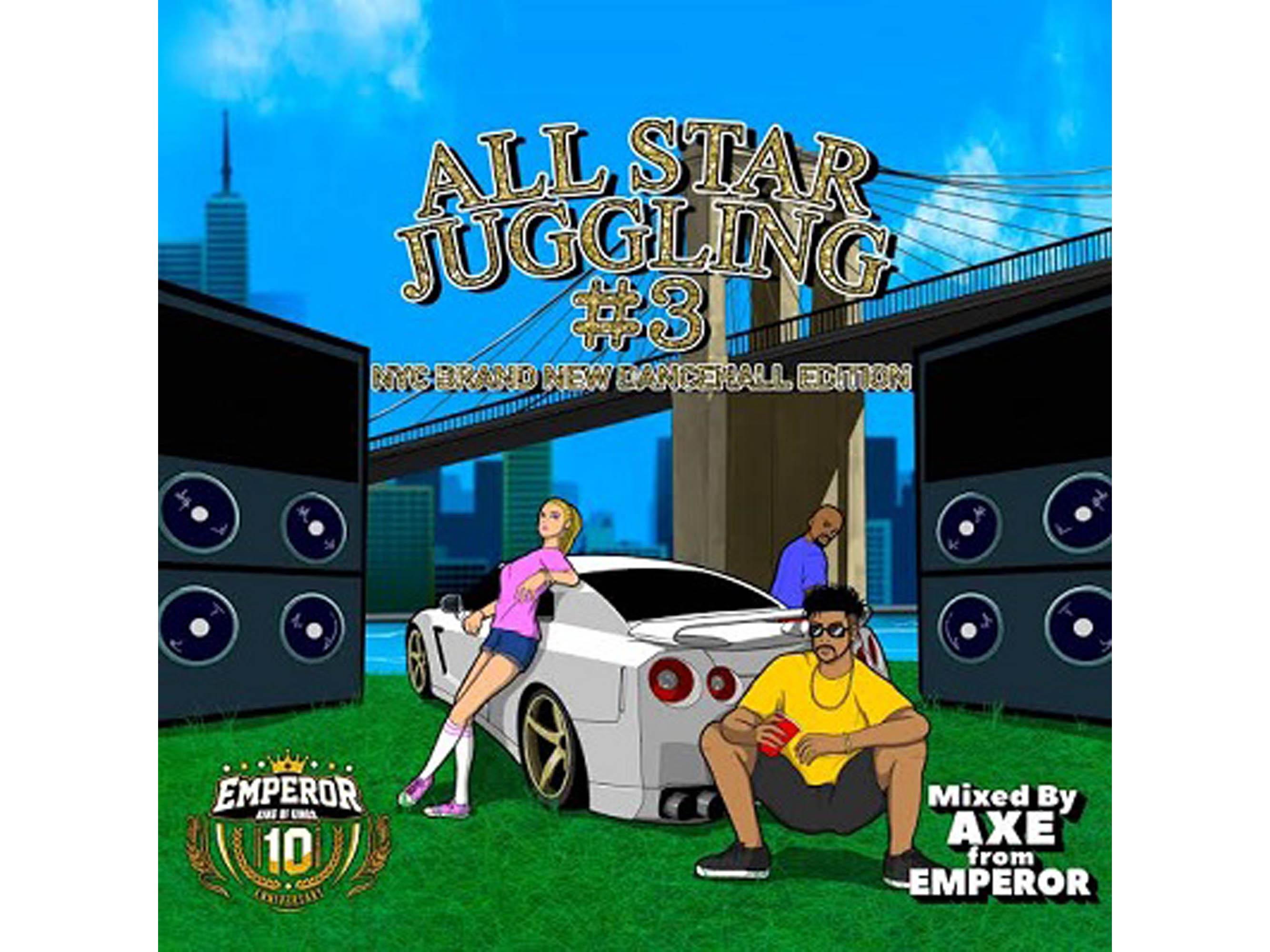 ALL STAR JUGGLING vol.3 - EMPEROR