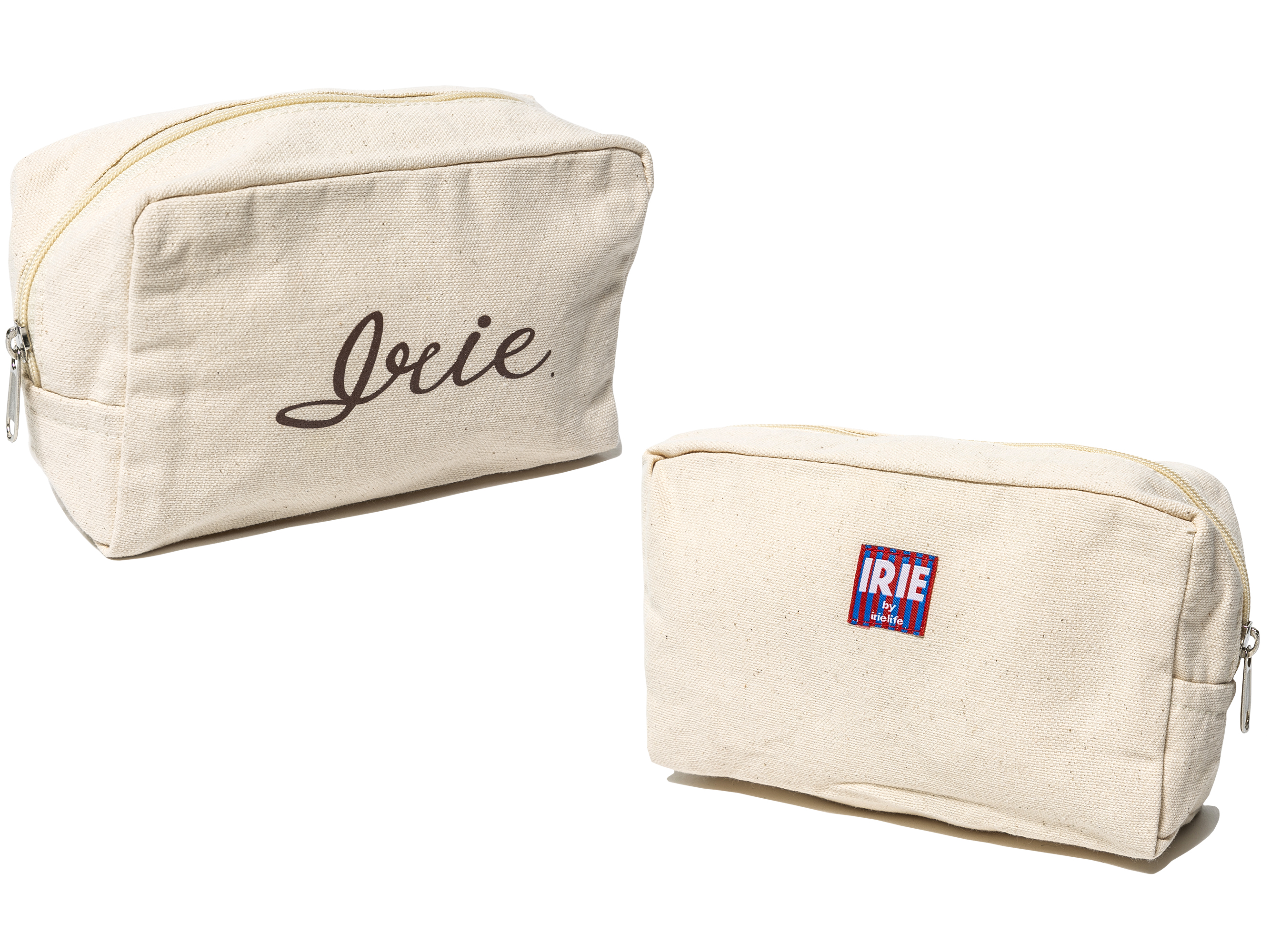IRIE ORGANIC COTTON POUCH - IRIE by irielife
