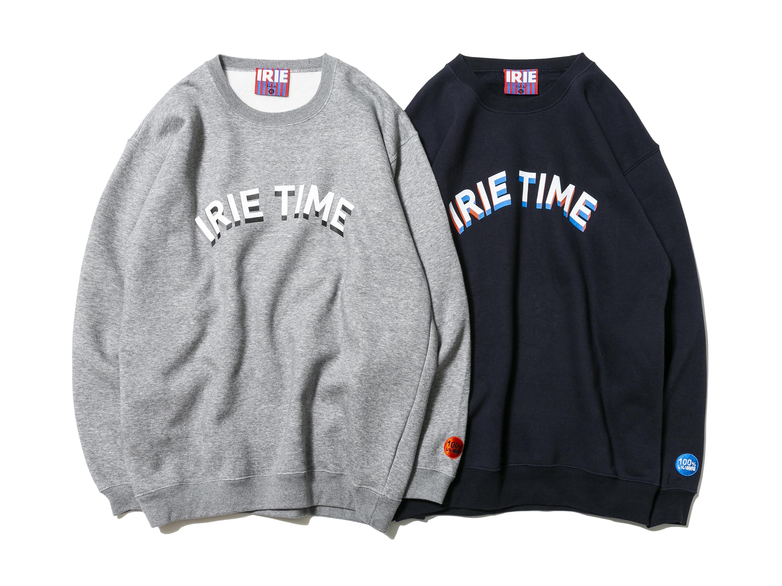 IRIE TIME CREW - IRIE by irielife
