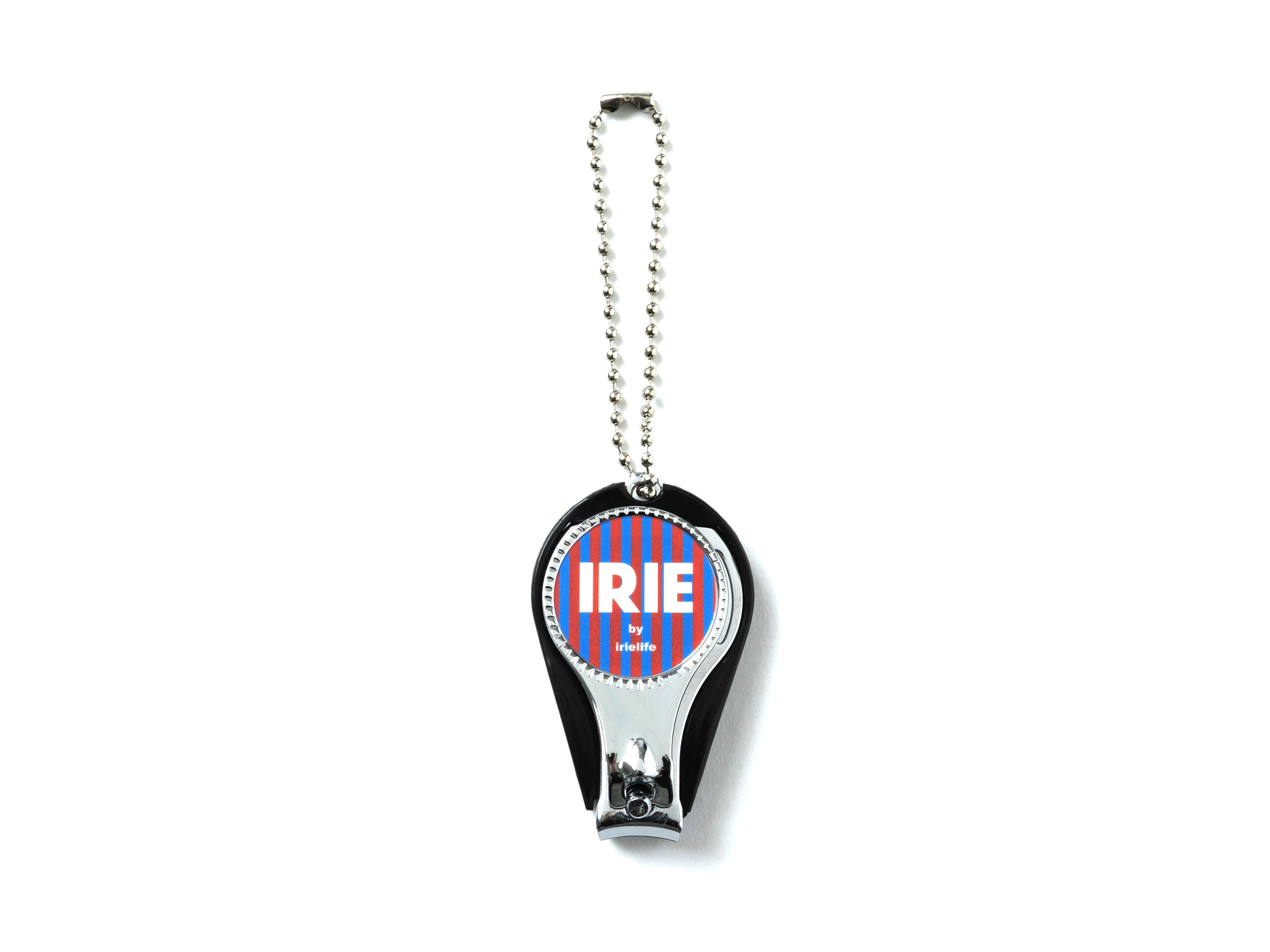 NAIL CRIPPERS KEYHOLDER - IRIE by irielife